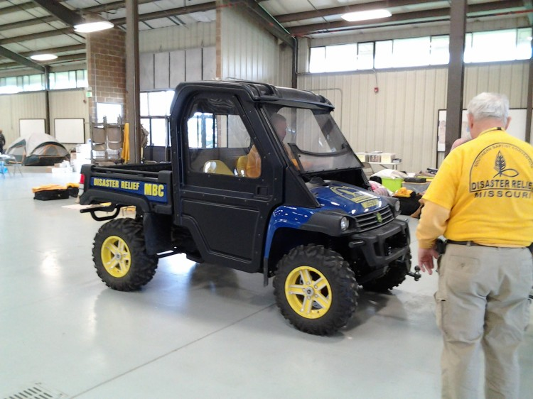 Hey Lary (state of Arizona Disaster Relief director) we need one of these! Missouri has one. Just saying...