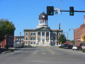 These court houses in small towns are really something...